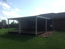 Awnings, Leans, Carports, R/V covers in DeRidder, Louisiana