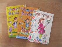 3 Children Chapter Books in Ramstein, Germany