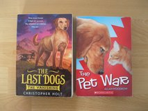 2 Kids Chapter Books in Ramstein, Germany