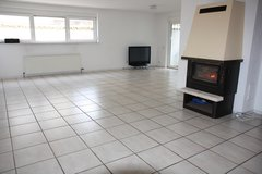 Near the Castle in Landstuhl 3 Bedr./2 Baths with Fireplace & Covered Patio in Ramstein, Germany