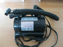 Electric Pump 110V in Ramstein, Germany