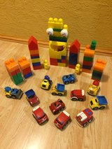 Mega Bloks First Builders 130 Pcs. for Ages 1-5 Years in Bolingbrook, Illinois