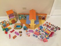 Dora houses, furniture, figures, rug and more in Chicago, Illinois