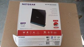 NETGEAR R6100 Dual Band WiFi Router/Great for streaming Netflix, games! in Camp Lejeune, North Carolina