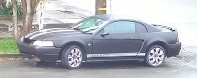 2001 FORD MUSTANG--EXCELLENT CONDITION in Fairfield, California