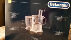 DeLonghi food processor in Fort Benning, Georgia