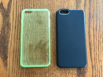 2 iPhone 6 Plus Phone Covers in Kingwood, Texas
