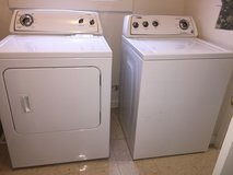 Whirlpool Washer & Dryer Set in Fort Carson, Colorado