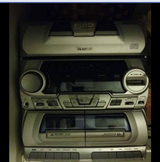 5 disc CD player/stereo in Fort Knox, Kentucky