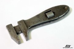 """Vintage C.E.BILLINGS Adjustable Wrench 4"""" bicycle tool circa 1879, very high quality in Fort Knox, Kentucky"""