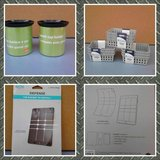 PEN PENCIL HOLDER BASKETS OR I PAD MINI SCREEN PROTECTOR in Fort Riley, Kansas