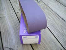 "3M 761D 3"" X 24"" Sanding Belts (5pc) per Box in Orland Park, Illinois"