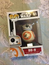 New Star Wars BB-8 Pop! Figure in 29 Palms, California