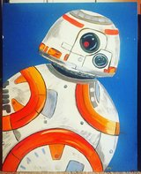 Bb8 Painting in Camp Pendleton, California