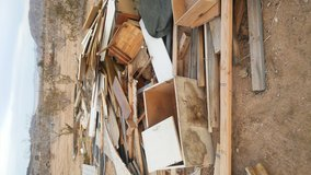 Wood of all kinds in Yucca Valley, California