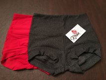 KTRNA dance wear shorts - 2pair/never worn in bookoo, US