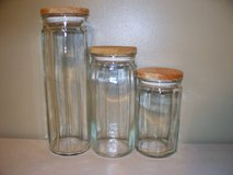 Glass Canisters in Cherry Point, North Carolina