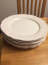 6 large Dinner plates in Fort Bliss, Texas