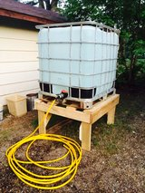 275 Gallon Tanks/Totes with Metal cage/pallet in Rolla, Missouri