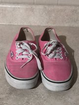 Pink Vans in Montgomery, Alabama
