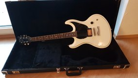 Schecter Shaun Morgan Special Edition 6-String Electric Guitar, White in Ramstein, Germany