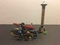 Lego 7307 Pharaoh's Quest Flying Mummy in Okinawa, Japan