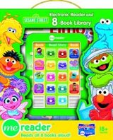 ***REDUCED***BRAND NEW***Sesame Street Me Reader Electronic Reader and 8-Book Library*** in Cleveland, Texas