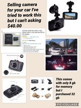 Camera for cars REDUCED in Orland Park, Illinois