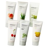 *Brand New* Korean [The Face Shop] Herb Day 365 Aloe Face Foam Cleanser in Okinawa, Japan