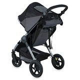 Baby's black and gray stroller. in Bolling AFB, DC