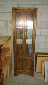 Standing Etagere Case in Conroe, Texas