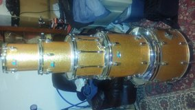 1970 Ludwig piece drum kit. in Algonquin, Illinois