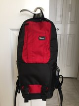 Lowepro Fastpack 100 Backpack (Red/Black) in Naperville, Illinois
