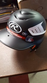 Rawlings Baseball Helmets NEW in Leesville, Louisiana