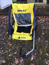 Child carrier for bike in Glendale Heights, Illinois