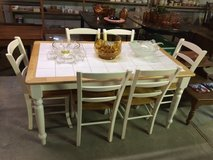 Table with 6 chairs in Fort Polk, Louisiana