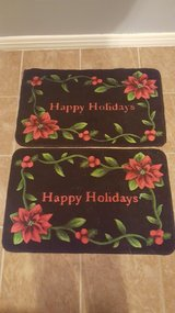 2' x 3' Happy Holiday Kitchen Mat - 1 Left in Houston, Texas