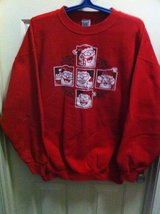 Santa Sweat Shirt XL in Vista, California