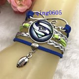 SEATTLE SEAHAWKS Infinity Charm Bracelet *** NEW*** 2 FOR $15 in Tacoma, Washington