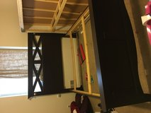 Bed frame and boards in Fort Carson, Colorado