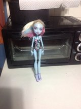 Monster high Doll Abbey ( pool party ) in Chicago, Illinois
