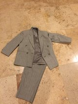 Boys Adolfo costume/suit sz 5 great for Easter !!! in Joliet, Illinois