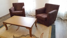 ARMCHAIRS AND COFFEE TABLE in Ramstein, Germany