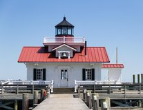 Roanoke Marshes Lighthouse 8.5x11 Print $10 in Cherry Point, North Carolina