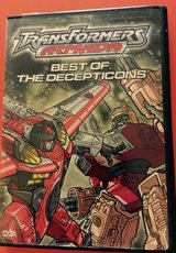 DVD- Transformers Best of the Decepticons in Kingwood, Texas