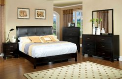 QBED FRAME - 2 X NS - DRESSER - MIRROR FREE DELIVERY in Huntington Beach, California