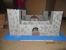 FREE Medieval Castle Made of Cardboard. Hours of imaginary play in Naperville, Illinois