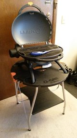 O Grill plus stand and Kingsford lighter in bookoo, US