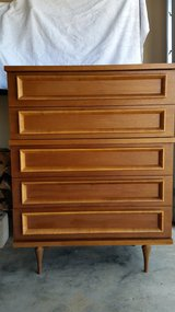 Mid-Century Modern chest of drawers in Montgomery, Alabama