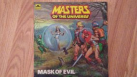 "HE-Man ""  Masters of the Universe"" face of evil booklet in Alamogordo, New Mexico"